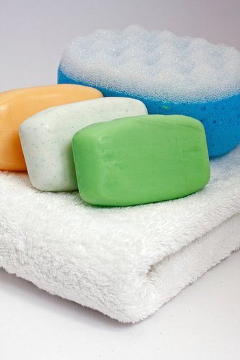 acne body wash photo / image